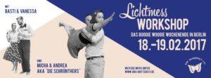 LICHTMESS WORKSHOP – BOOGIE WOOGIE